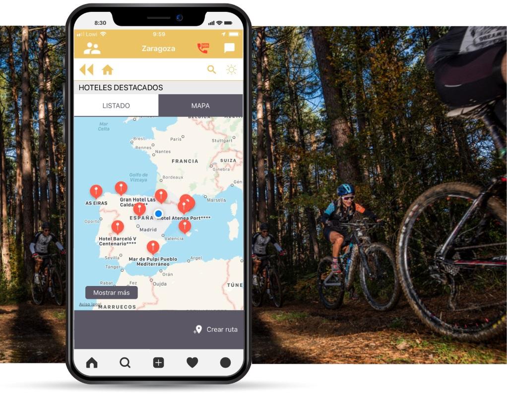 App Bikefriendly