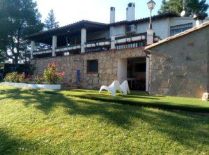 Casa rural La Tranquera en Nuévalos