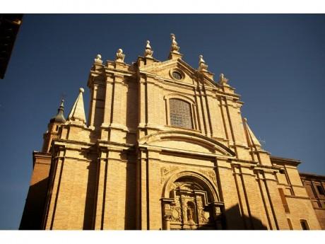 Iglesia de San Juan el Real - Calatayud Bike