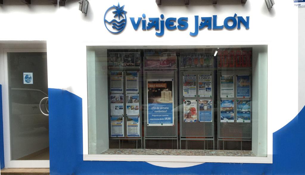 Viajes Jalón - Agencia de viajes en Calatayud