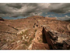Yacimiento Arqueológico de Bilbilis - Calatayud Bike
